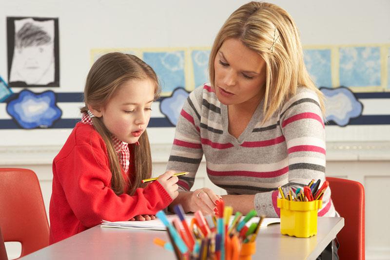 soutien scolaire pour les enfants de primaire